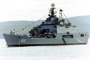"десантен кораб тип 1174 ""Митрофан Москаленко"""