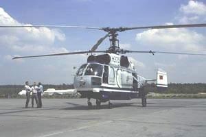 Фото самолета Ка-32