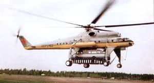 Фото самолета Ми-10