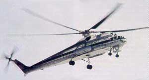 Фото самолета Ми-10К