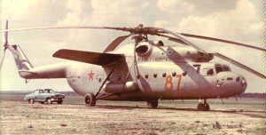 Фото самолета Ми-6