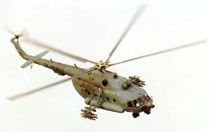 Фото самолета Ми-8АМТШ
