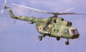 Фото самолета Ми-8ТВ
