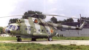 Фото самолета Ми-9
