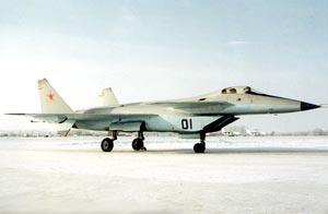 Фото самолёта МиГ-29СМТ