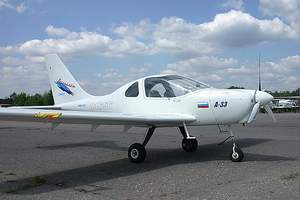 Фото самолёта А-33
