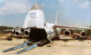 Фото самолёта Ан-124-100