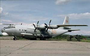 Фото самолёта Ан-12ПП