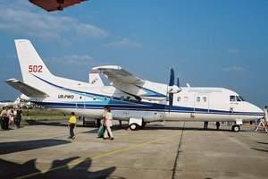 Фото самолёта Ан-140