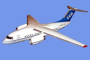 Фото самолёта Ан-148