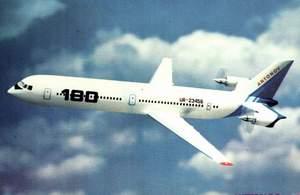 Фото самолёта Ан-180