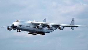Фото самолёта Ан-225