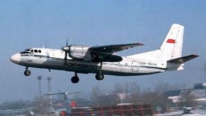 Фото самолёта Ан-24