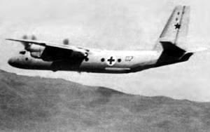 Фото самолёта Ан-26М
