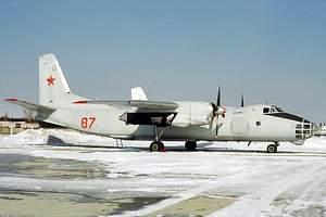 Фото самолёта Ан-30