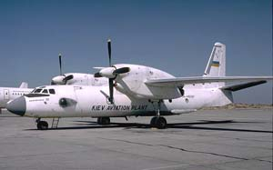 Фото самолёта Ан-32