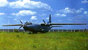 Фото самолёта Ан-8
