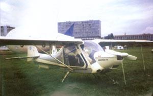 Фото самолёта Авиатика-910