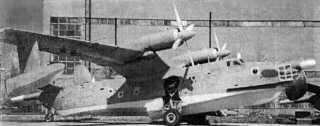 Фото самолёта Бе-12НХ