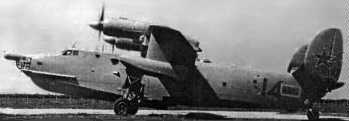 Фото самолёта Бе-14