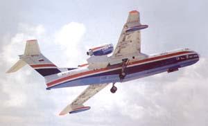 Фото самолёта Бе-200