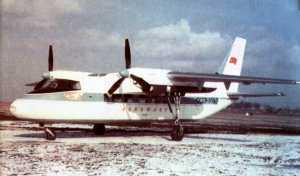 Фото самолёта Бе-30