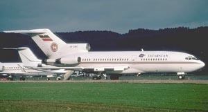 Фото самолёта Боинг-727-198