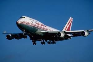 Фото самолёта Боинг-747-400