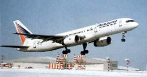 Фото самолёта Боинг-757
