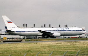 Фото самолёта Боинг-767-300