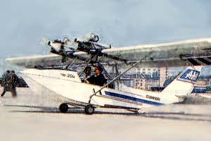 Фото самолёта Че-20М