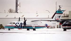 Фото самолёта DHC-8-102