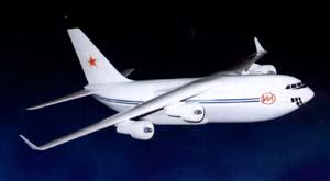 Фото самолёта Ил-106