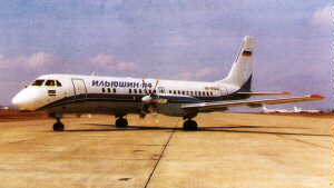 Фото самолёта Ил-114