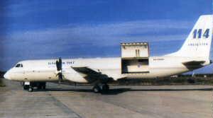 Фото самолёта Ил-114Т