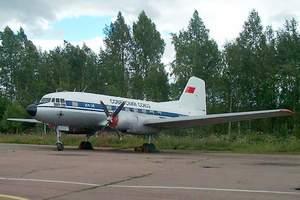 Фото самолёта Ил-14