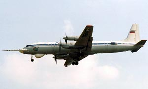 Фото самолёта Ил-18ДЦ ''Циклон''