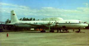 Фото самолёта Ил-20РТ