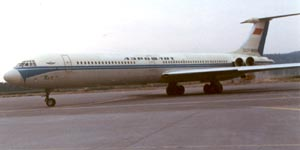 Фото самолёта Ил-62