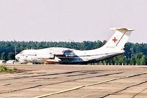 Фото самолёта Ил-76МД Скальпель МТ
