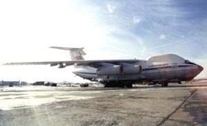 Фото самолёта Ил-76ВКП