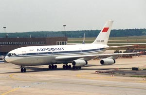 Фото самолёта Ил-86