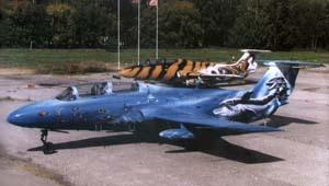 Фото самолёта L-29
