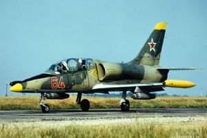 Фото самолёта L-39C