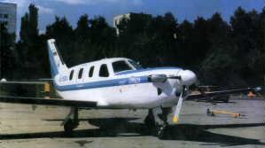 Фото самолёта М-101T