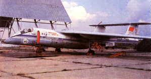 Фото самолёта М-17