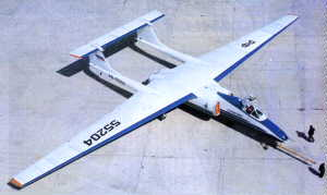 Фото самолёта М-55