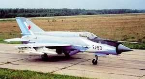 Фото самолёта МиГ-21-93