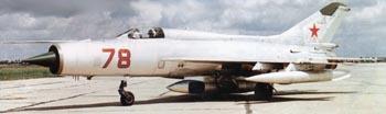 Фото самолёта МиГ-21Р