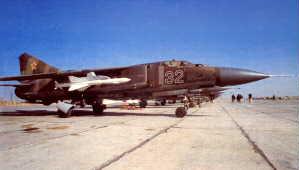 Фото самолёта МиГ-23МЛ